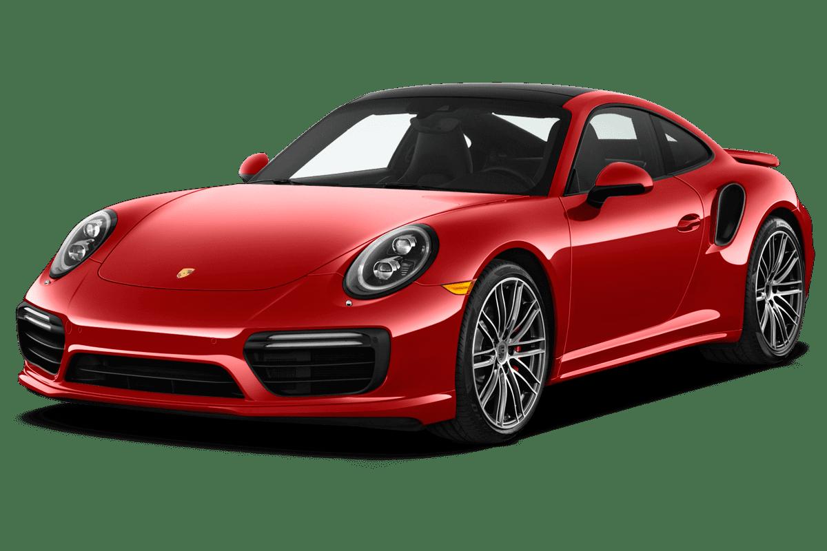 Porsche 911 Turbo angularfront