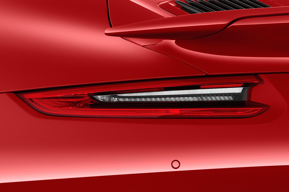 Porsche 911 Turbo taillight