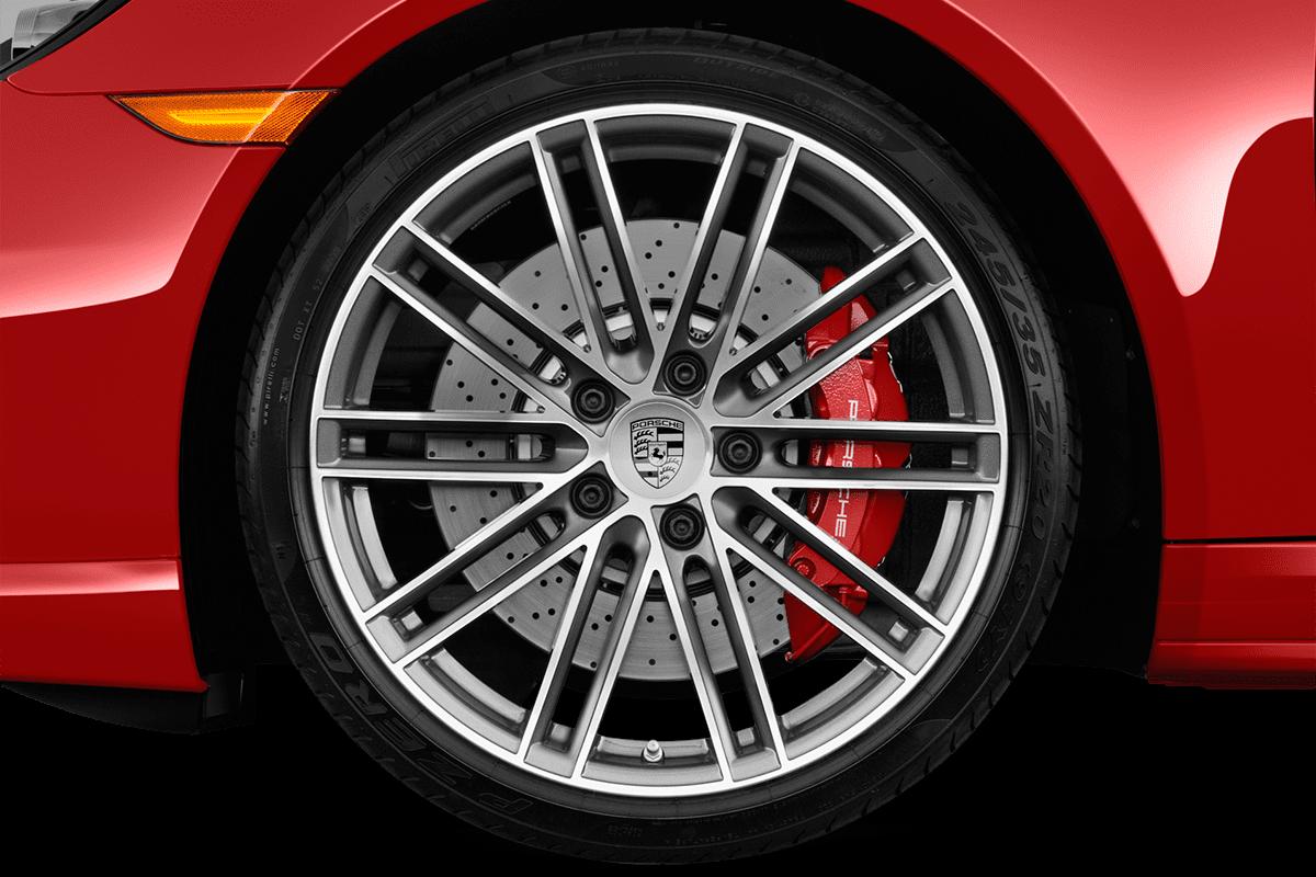Porsche 911 Turbo wheelcap