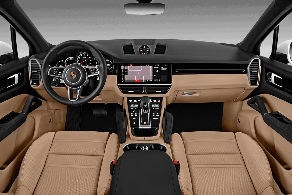Porsche Cayenne Plug-in-Hybrid dashboard