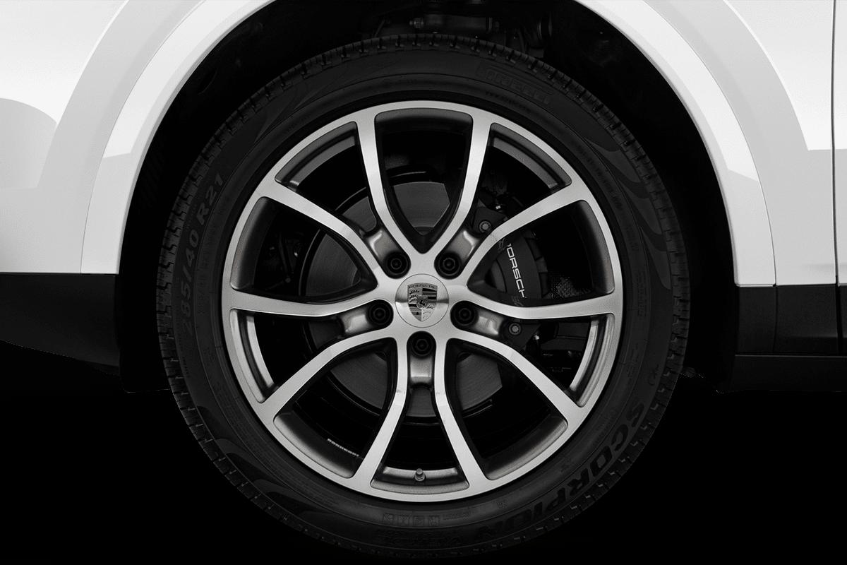 Porsche Cayenne Plug-in-Hybrid wheelcap