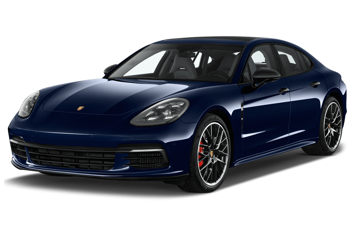 Porsche Panamera angularfront