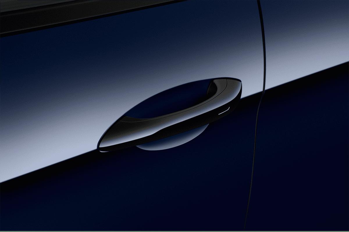 Porsche Panamera doorhandle