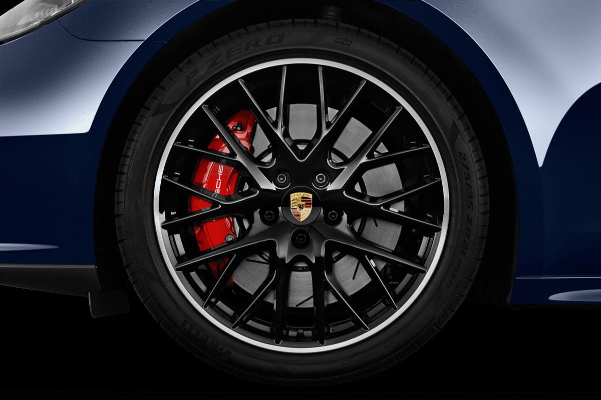 Porsche Panamera wheelcap
