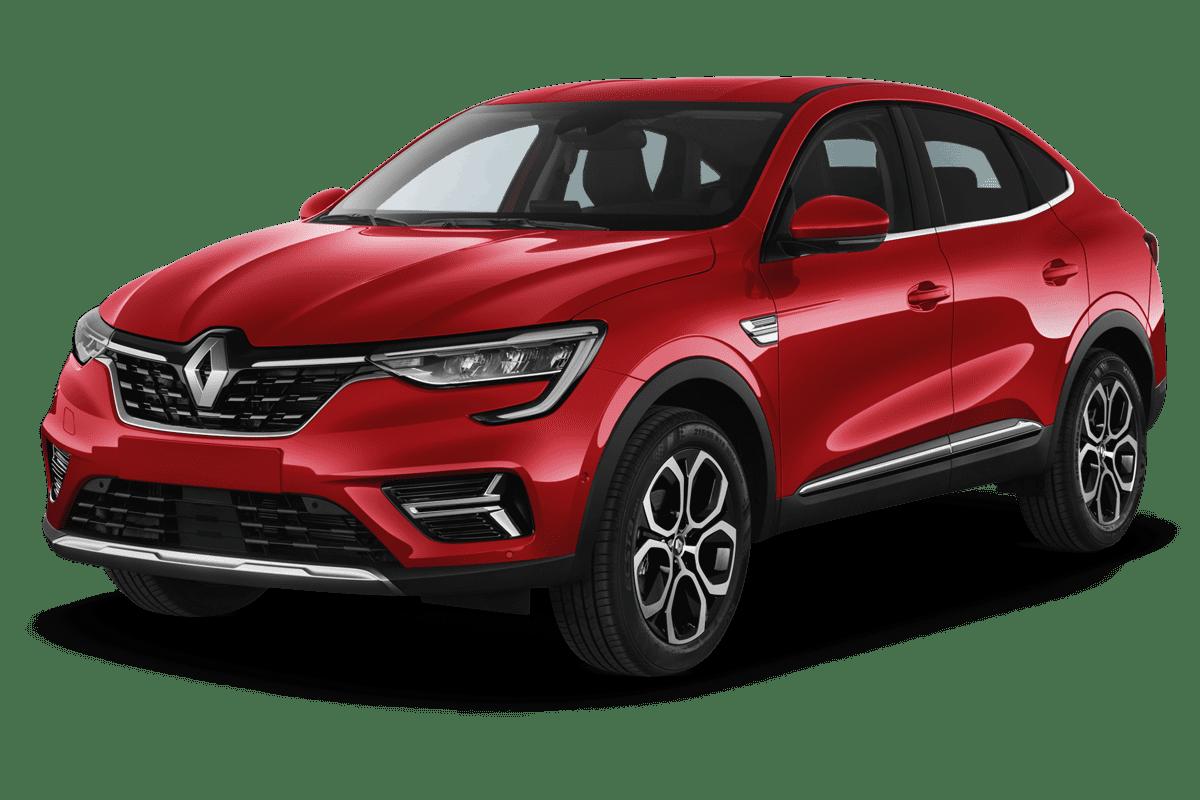 Renault Arkana angularfront