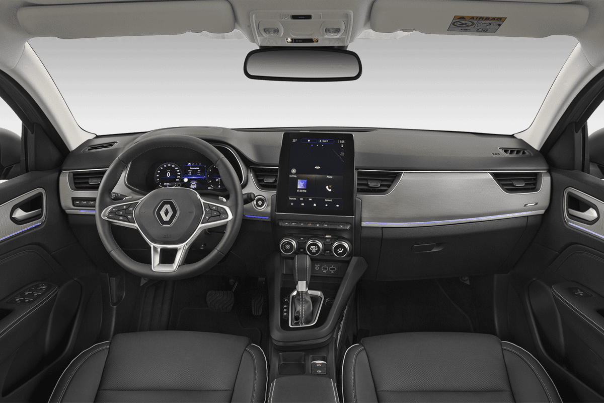 Renault Arkana dashboard