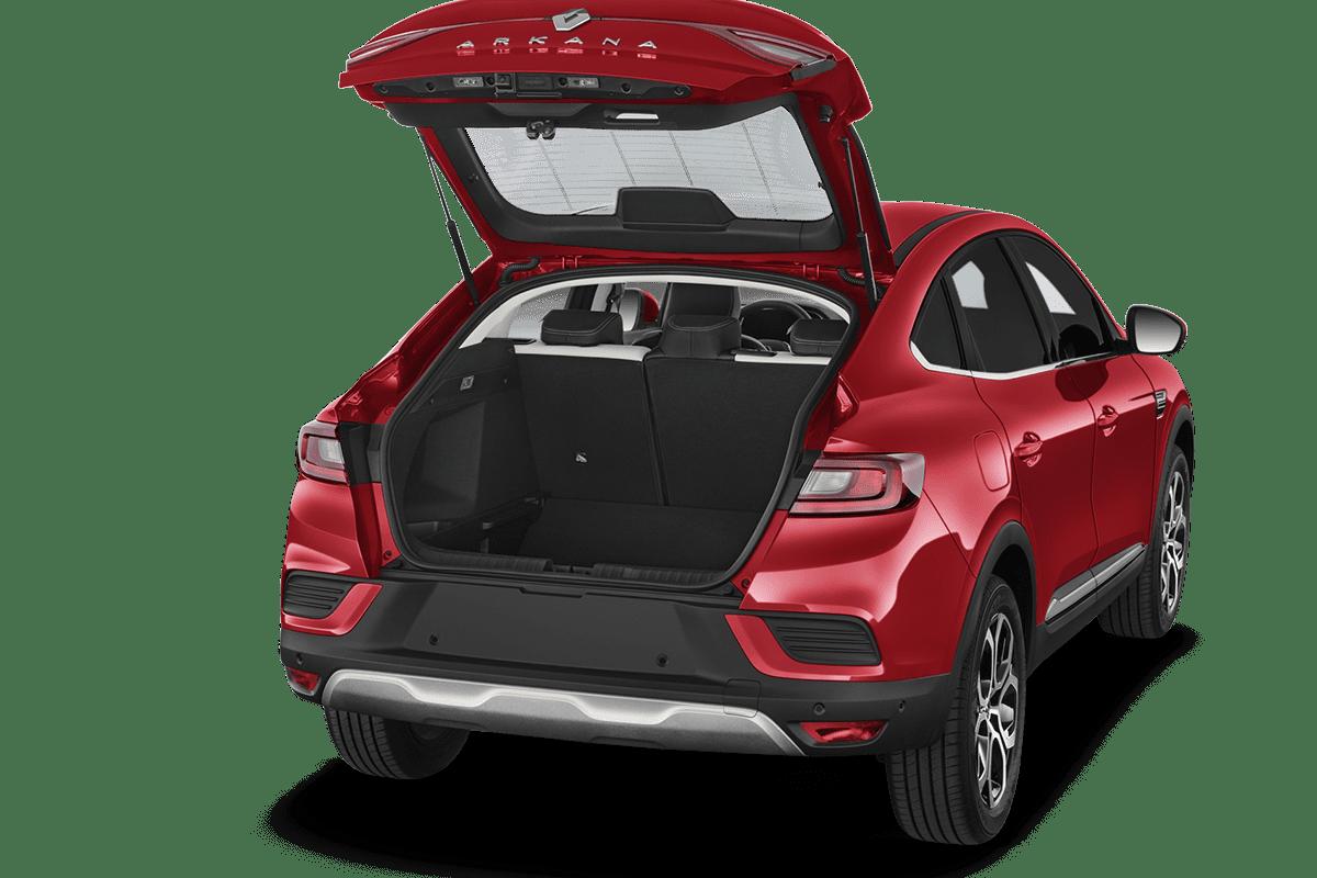 Renault Arkana trunk