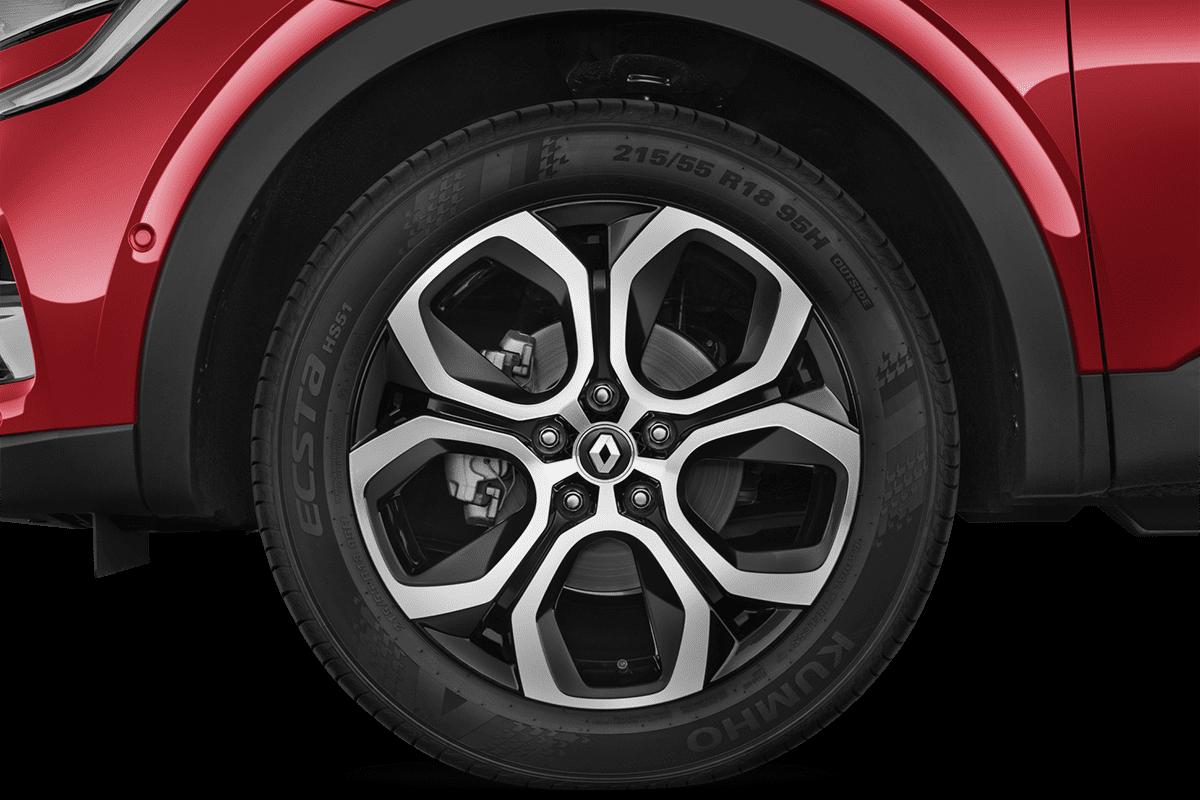 Renault Arkana wheelcap