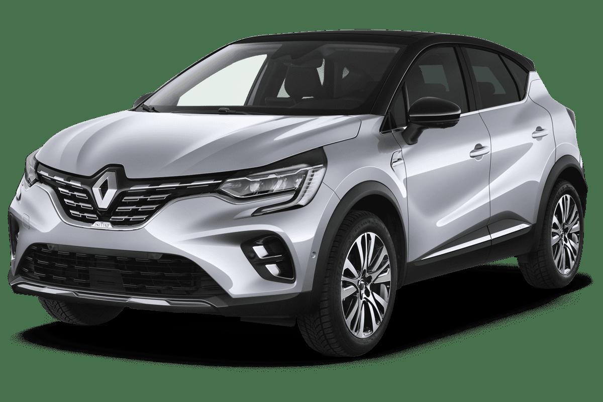 Renault Captur Plug-In-Hybrid angularfront