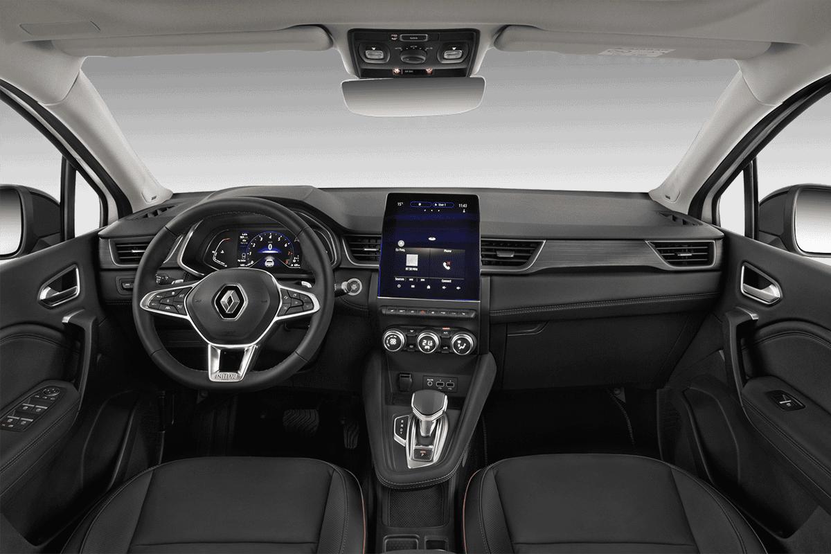 Renault Captur Plug-In-Hybrid dashboard