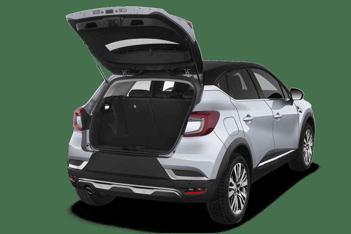 Renault Captur Plug-In-Hybrid trunk