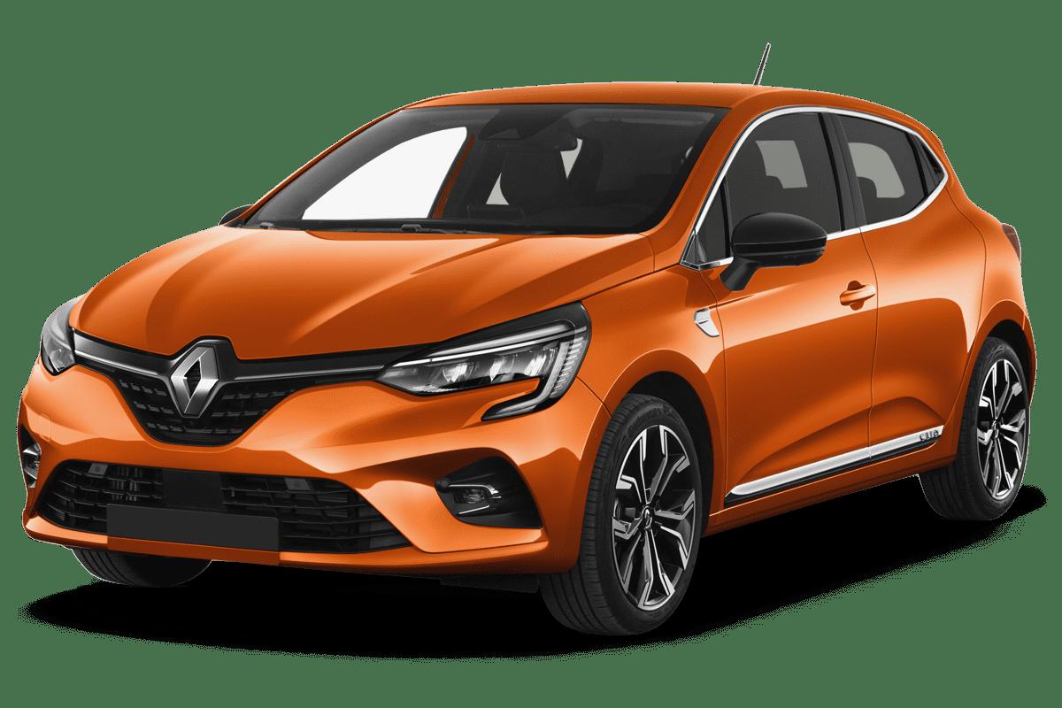 Renault Clio Hybrid  angularfront