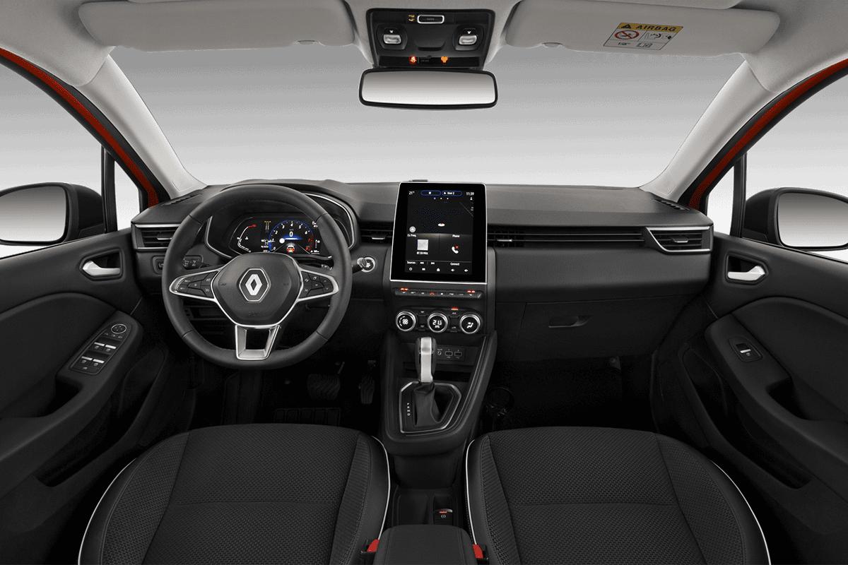Renault Clio Hybrid  dashboard