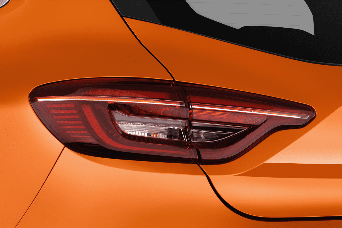 Renault Clio Hybrid  taillight