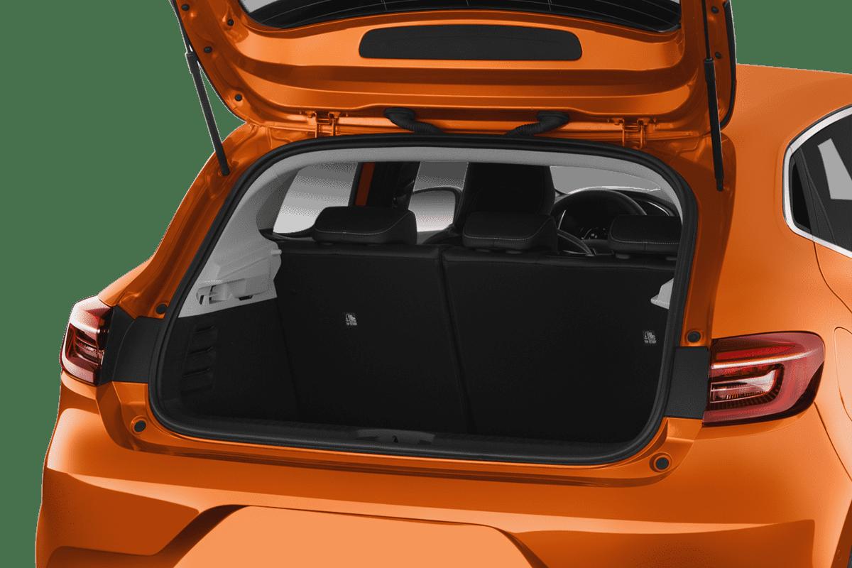 Renault Clio Hybrid  trunk