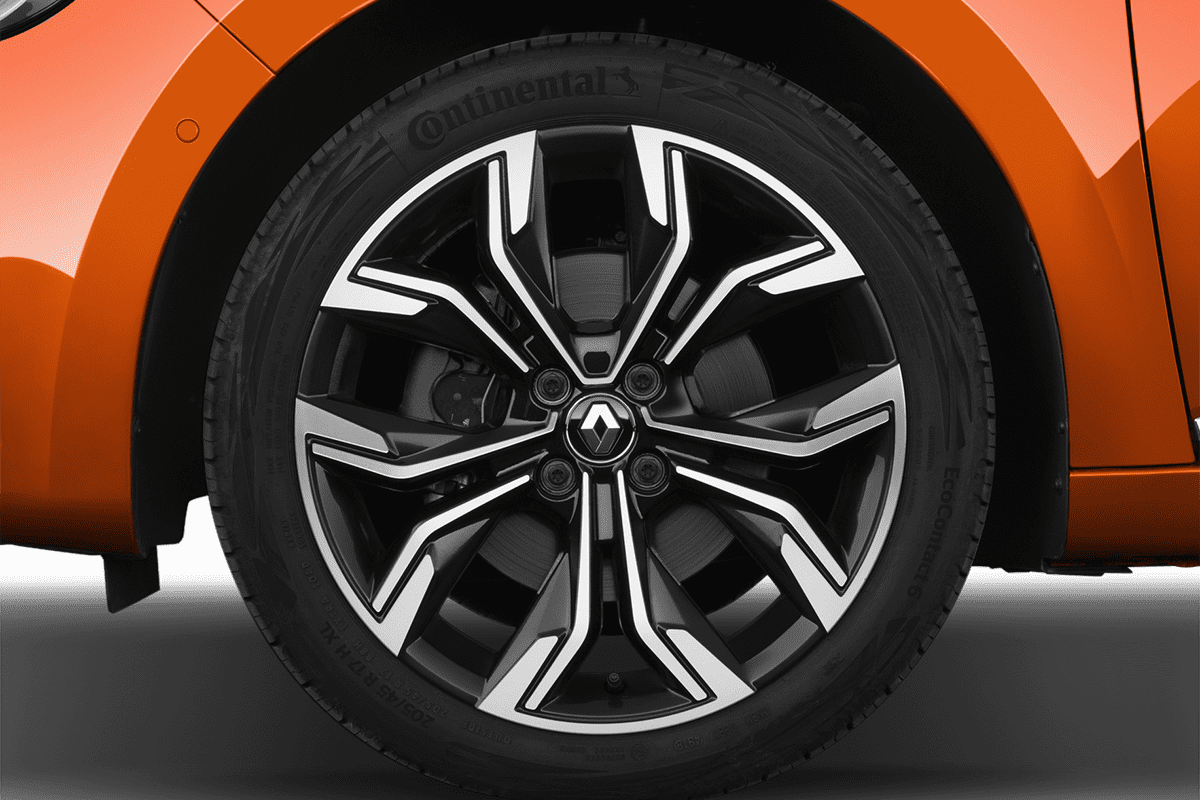 Renault Clio Hybrid  wheelcap