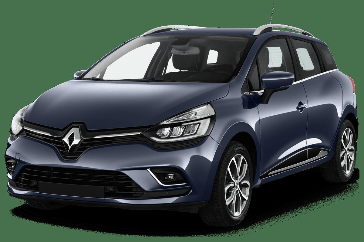 Renault Clio Grandtour  angularfront