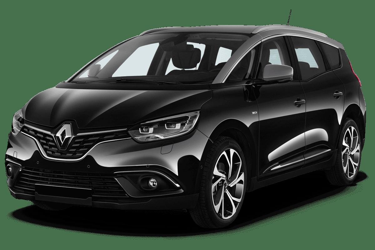 Renault Grand Scenic angularfront
