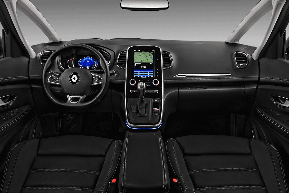 Renault Grand Scenic dashboard