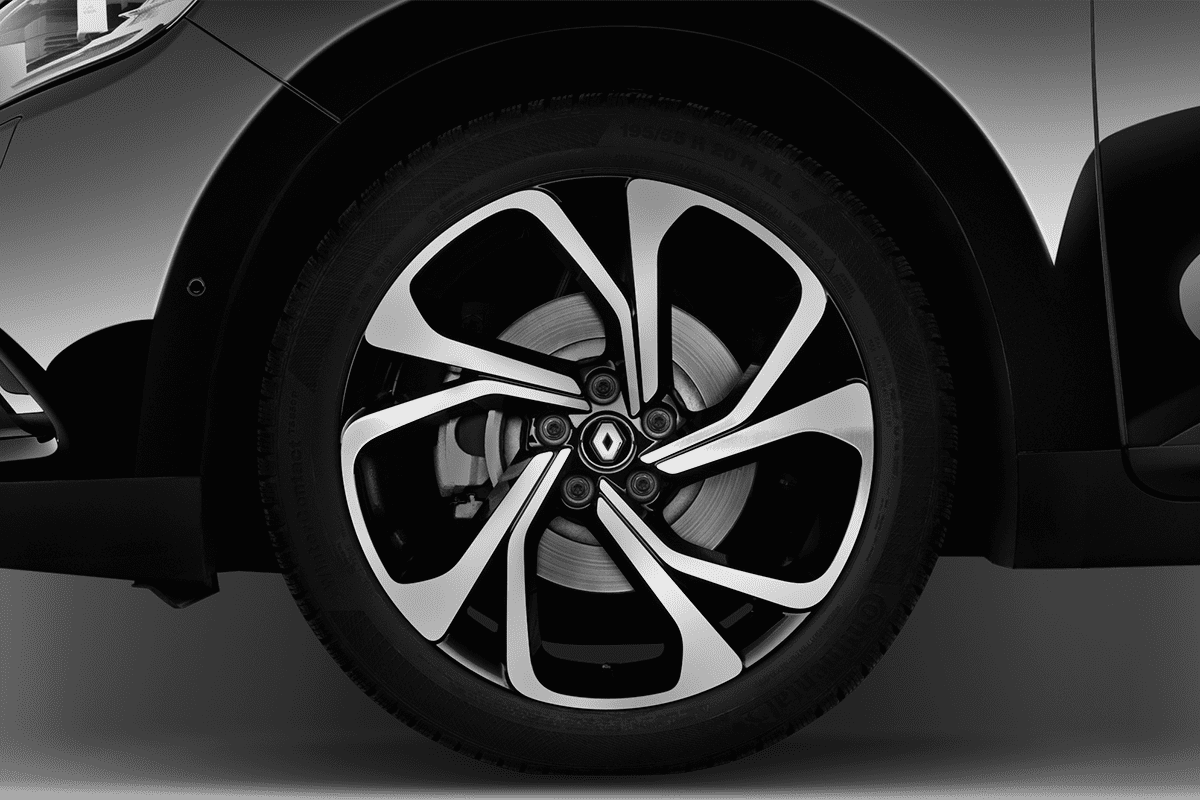 Renault Grand Scenic wheelcap