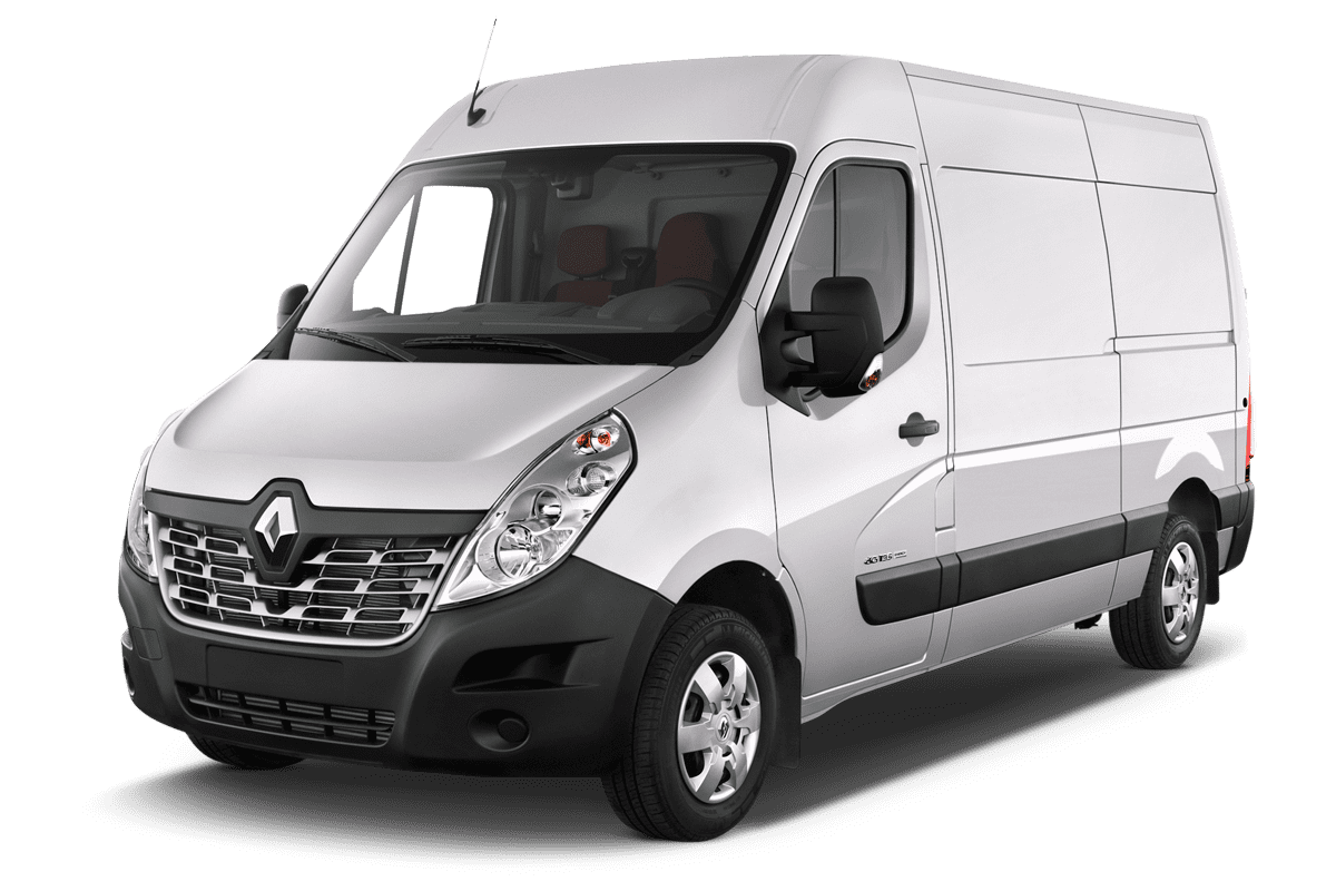 Renault Master Normal Kastenwagen angularfront