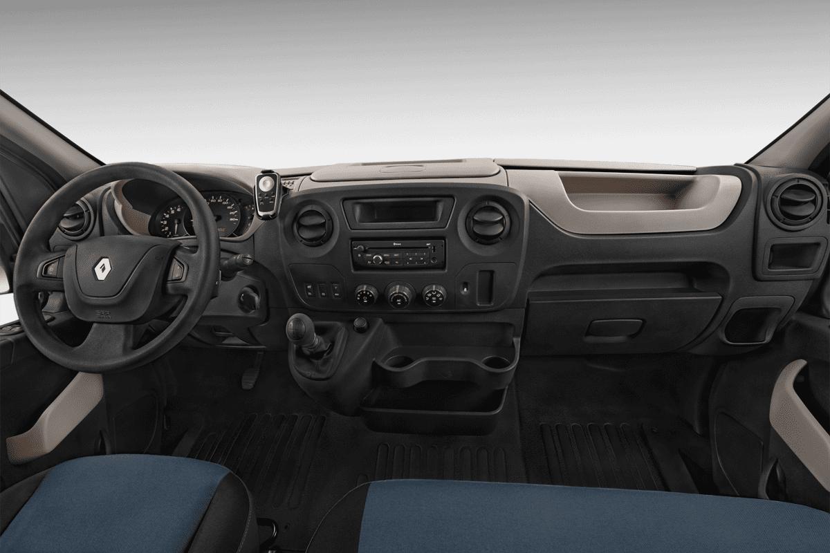 Renault Master Normal Kastenwagen dashboard