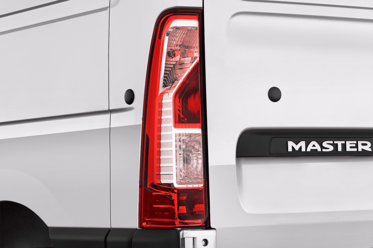 Renault Master Normal Kastenwagen taillight