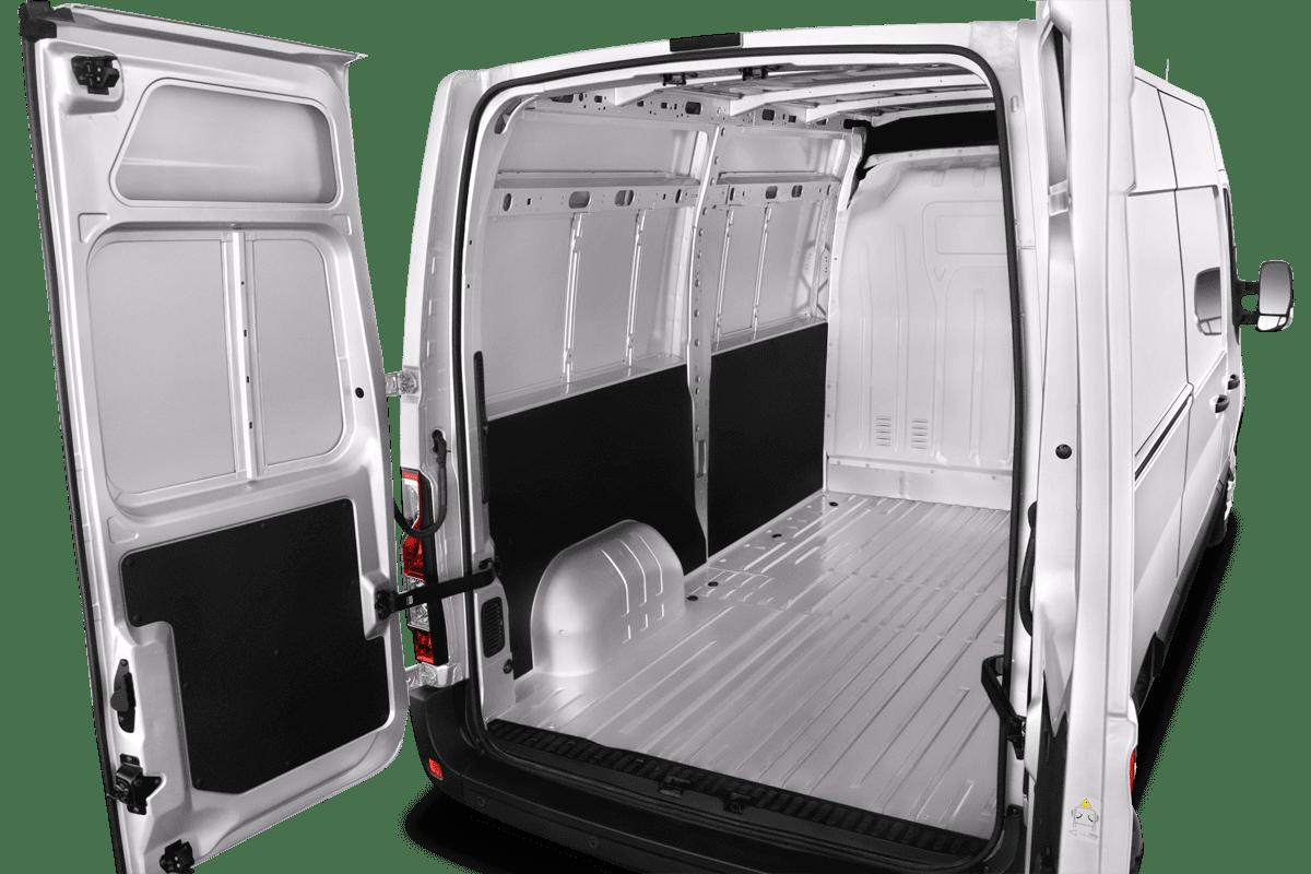 Renault Master Normal Kastenwagen trunk