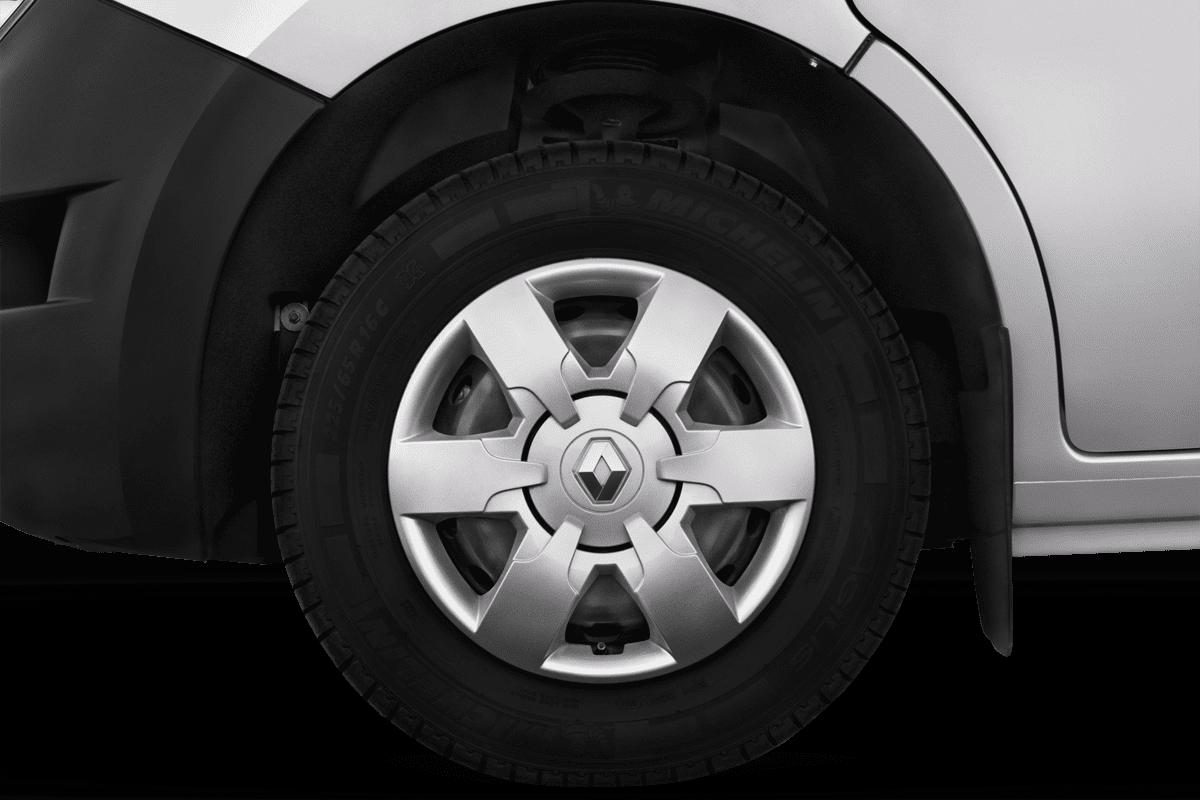 Renault Master Normal Kastenwagen wheelcap