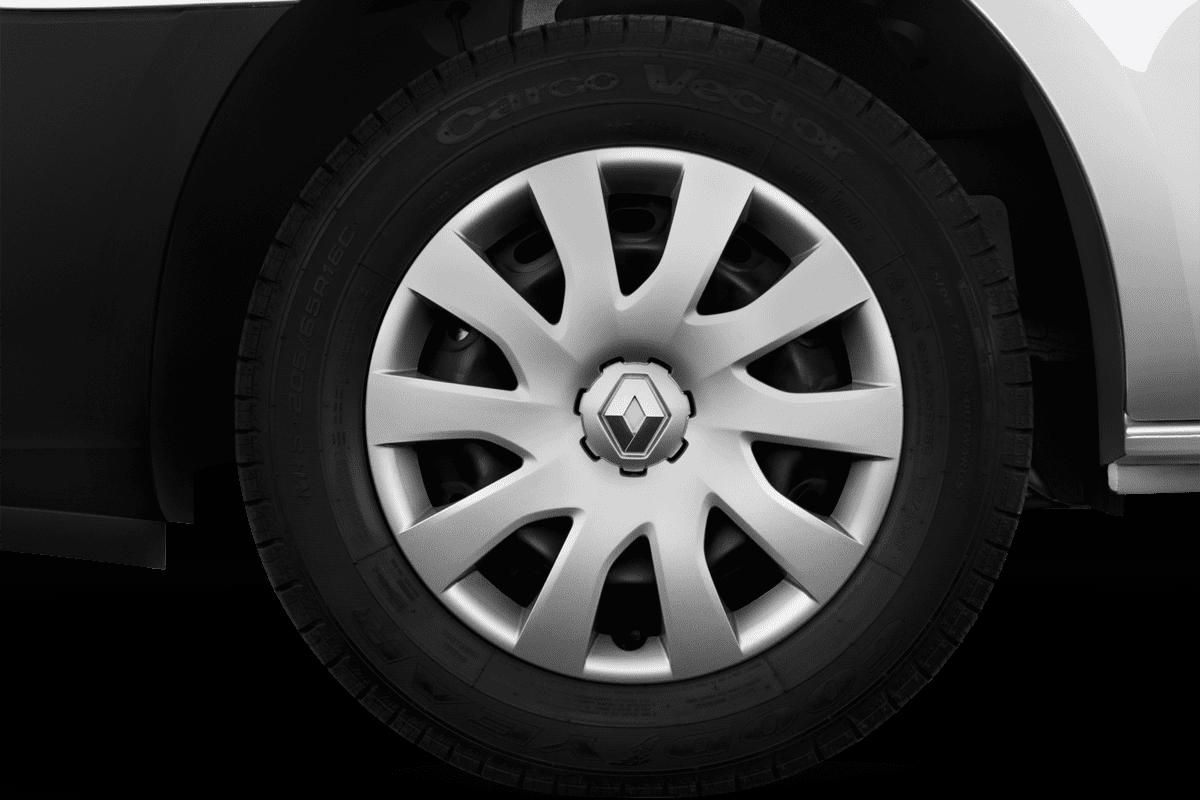 Renault Trafic Doppelkabine Kastenwagen wheelcap