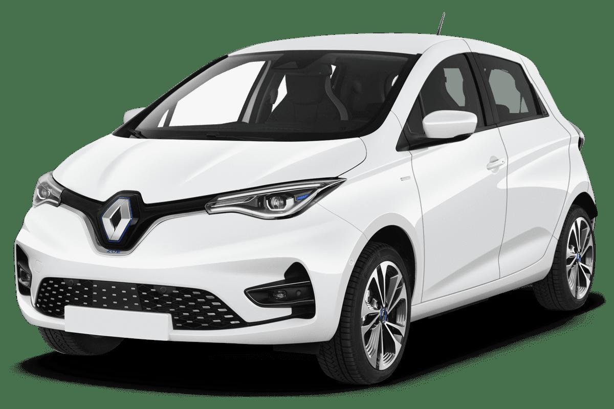 Renault ZOE angularfront