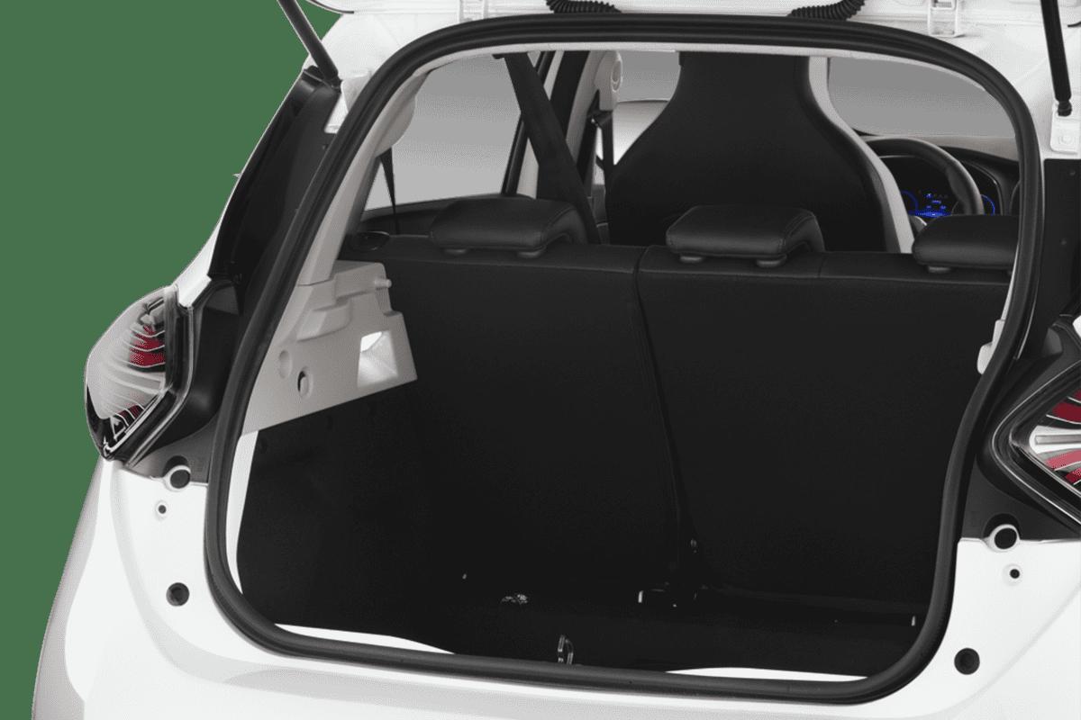 Renault ZOE trunk