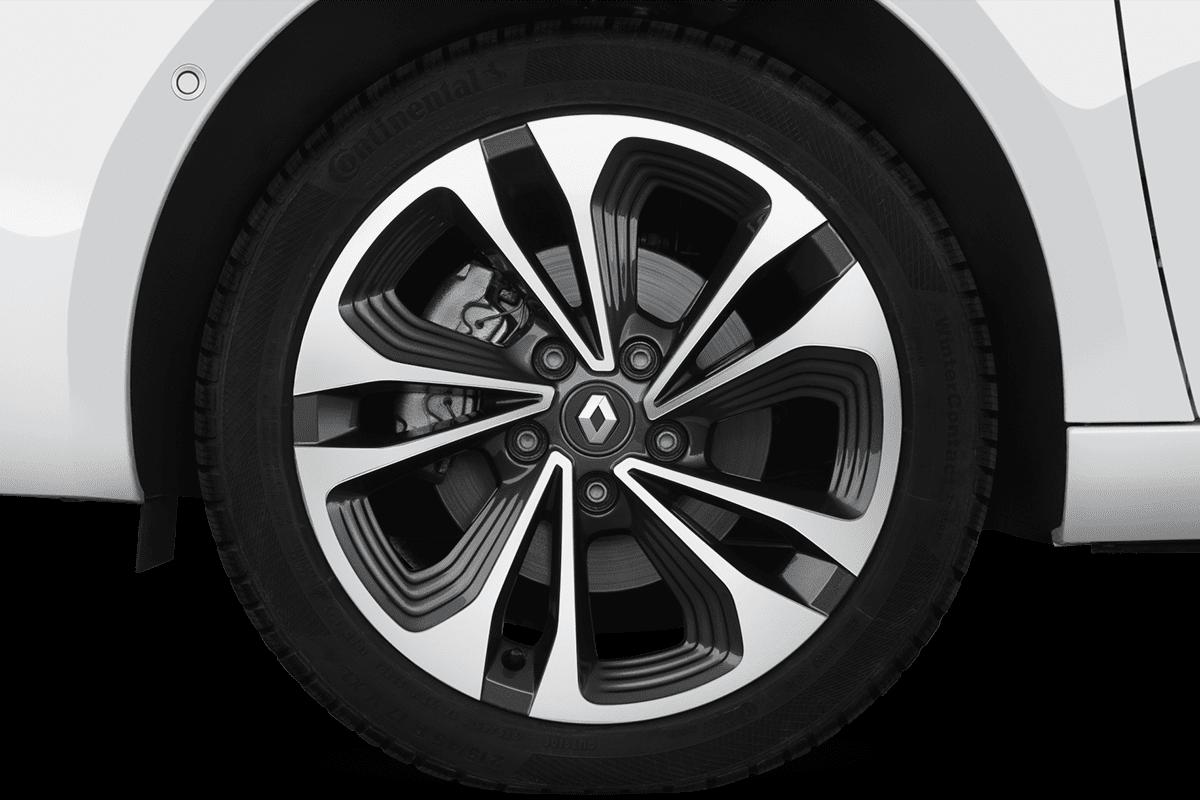 Renault ZOE wheelcap