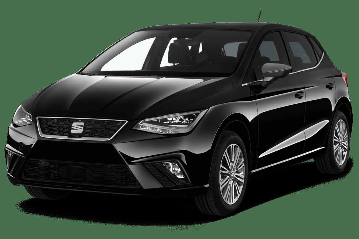Seat Ibiza Black Edition angularfront