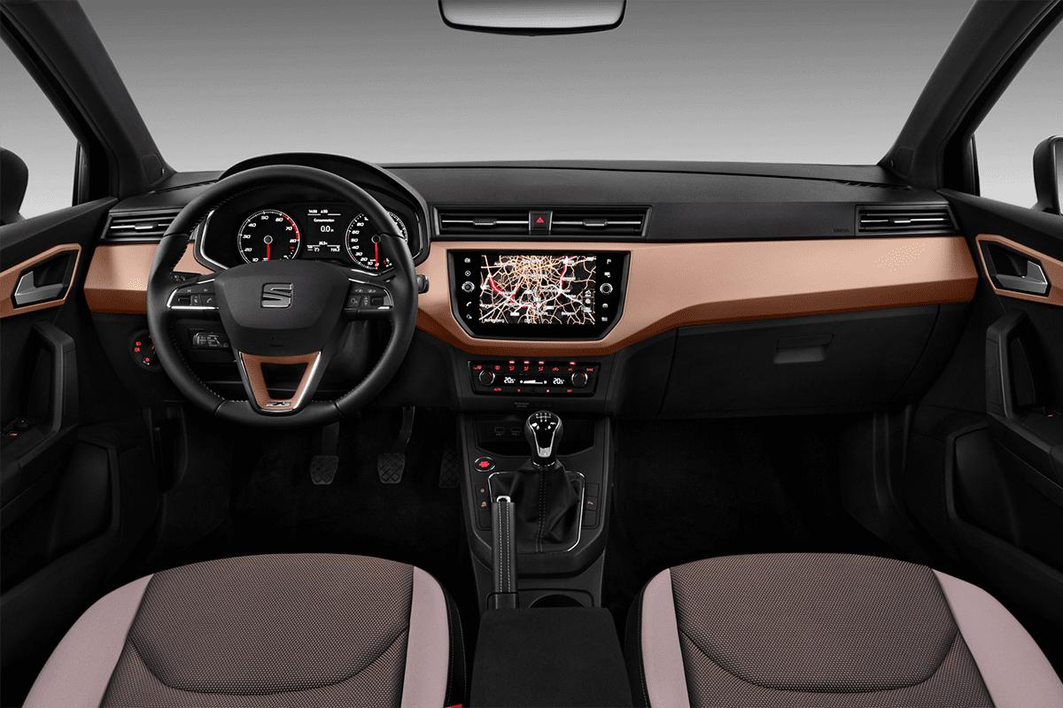 Seat Ibiza Black Edition dashboard
