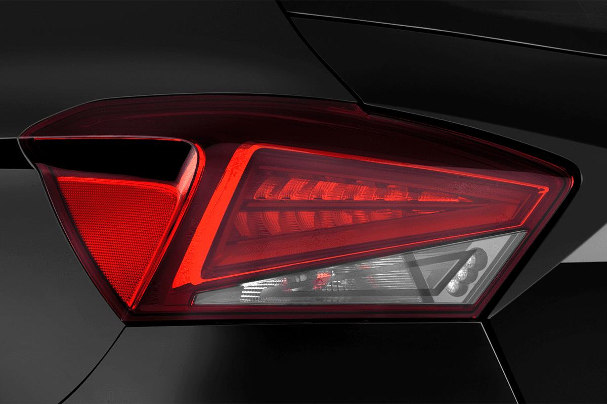 Seat Ibiza Black Edition taillight