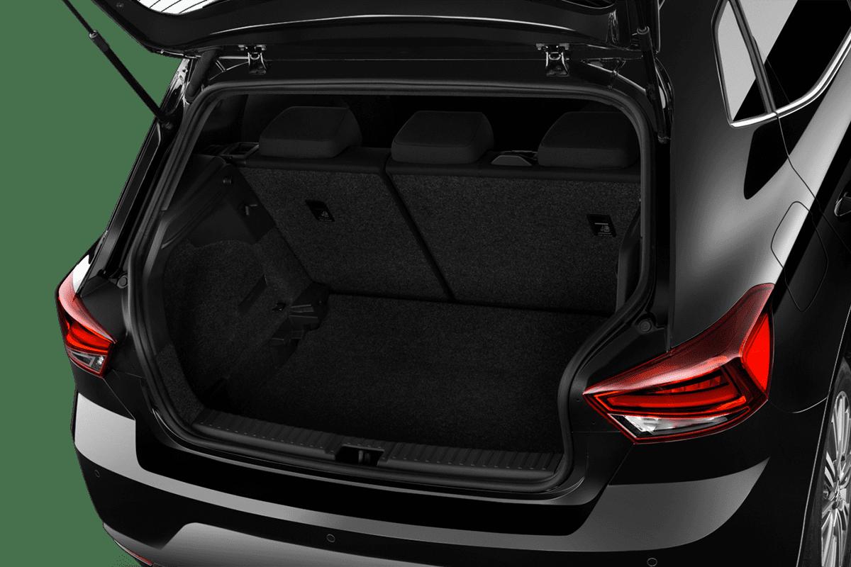 Seat Ibiza Black Edition trunk