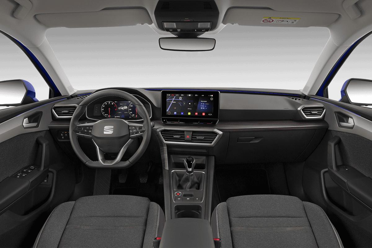 Seat Leon ST TGI dashboard