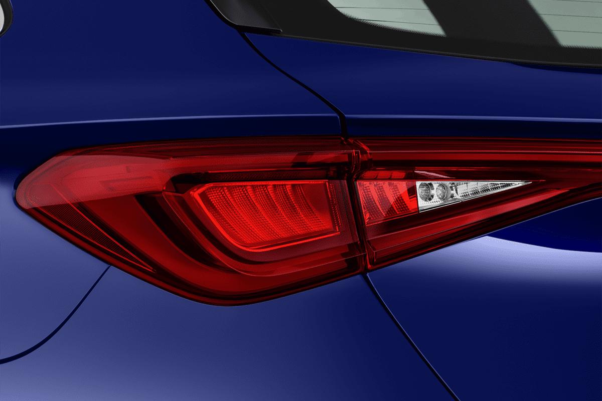 Seat Leon ST taillight