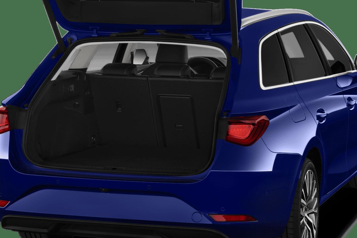 Seat Leon ST trunk