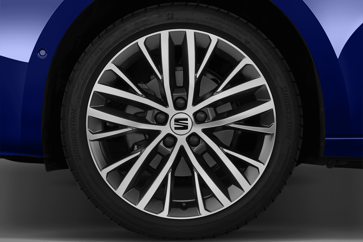 Seat Leon ST wheelcap