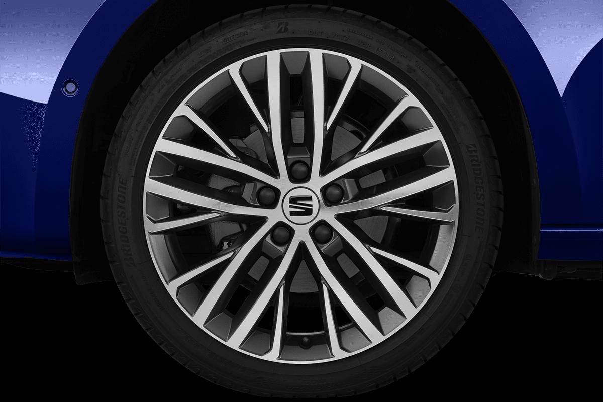 Seat Leon ST TGI wheelcap