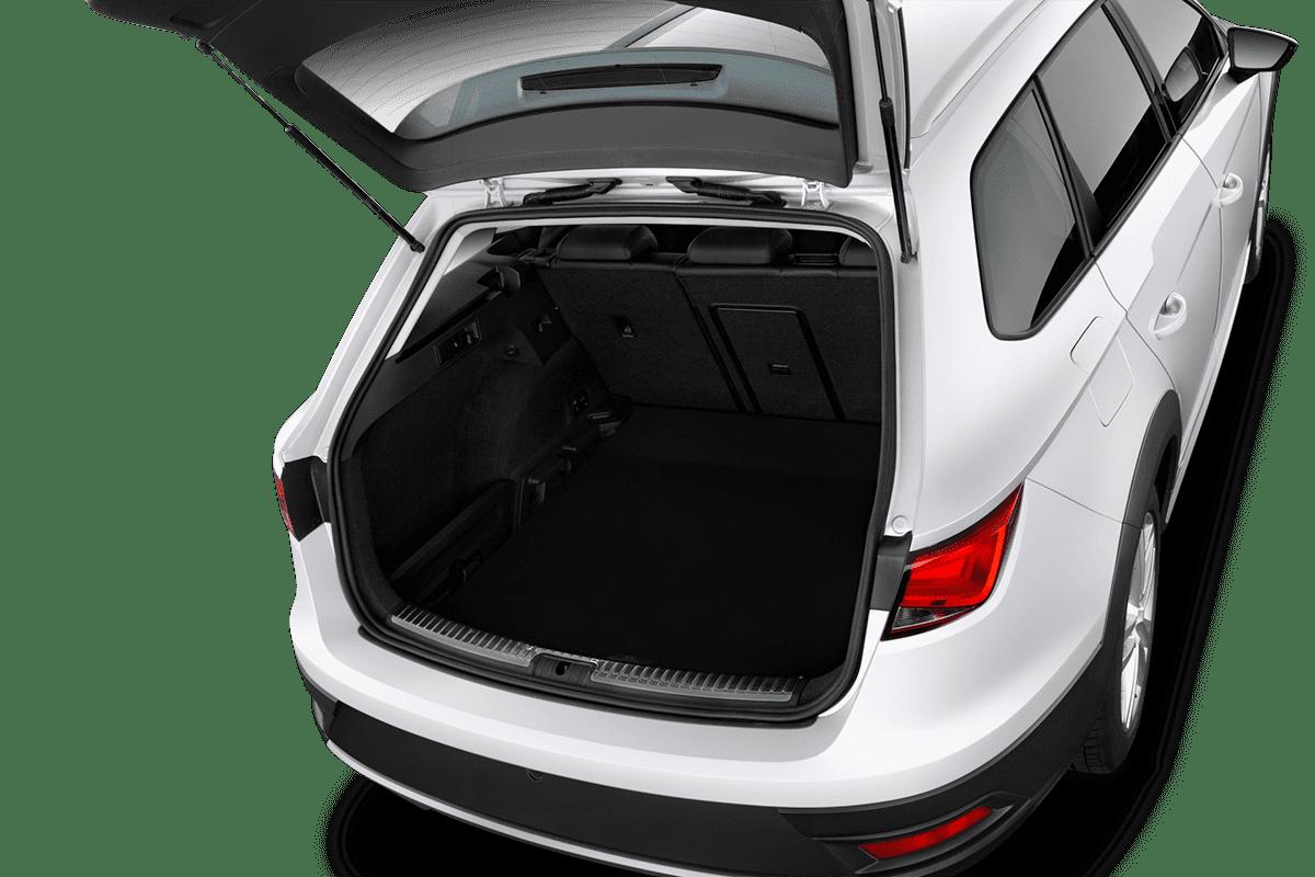 Seat Leon X-PERIENCE trunk