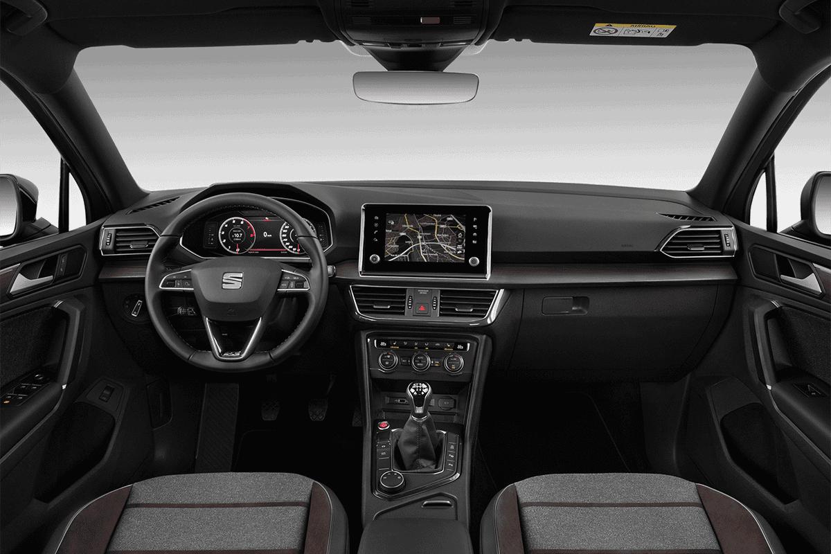 Seat Tarraco Plug-In-Hybrid dashboard