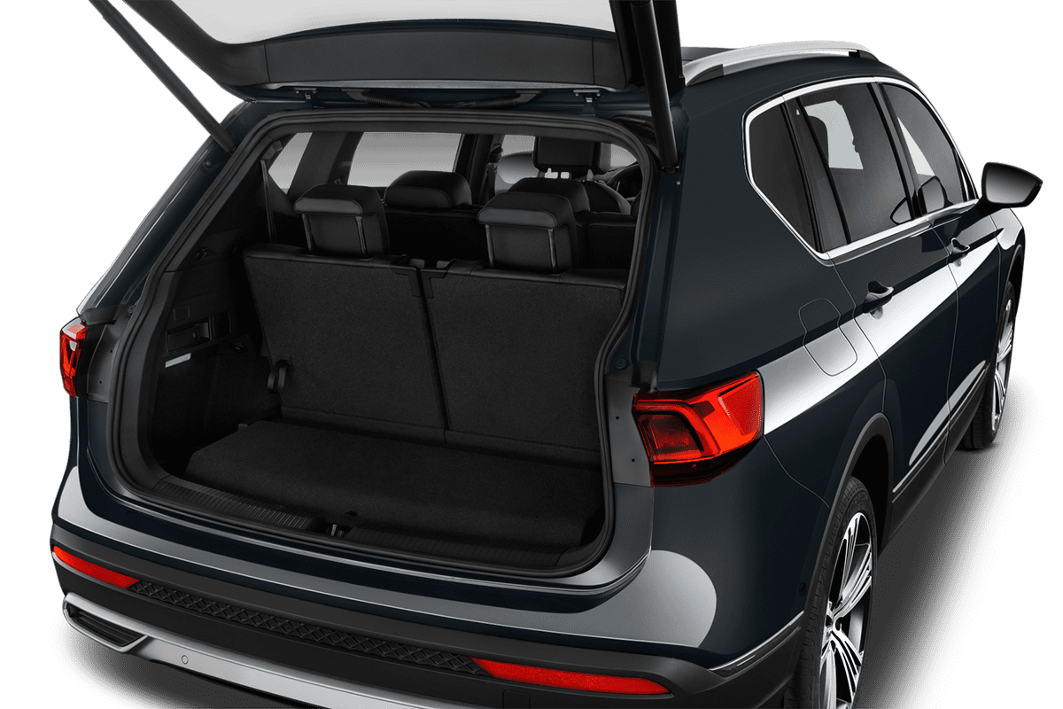 Seat Tarraco Plug-In-Hybrid trunk
