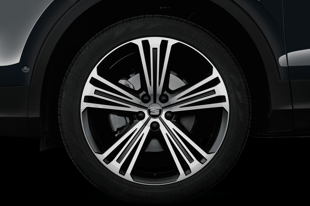 Seat Tarraco Plug-In-Hybrid wheelcap