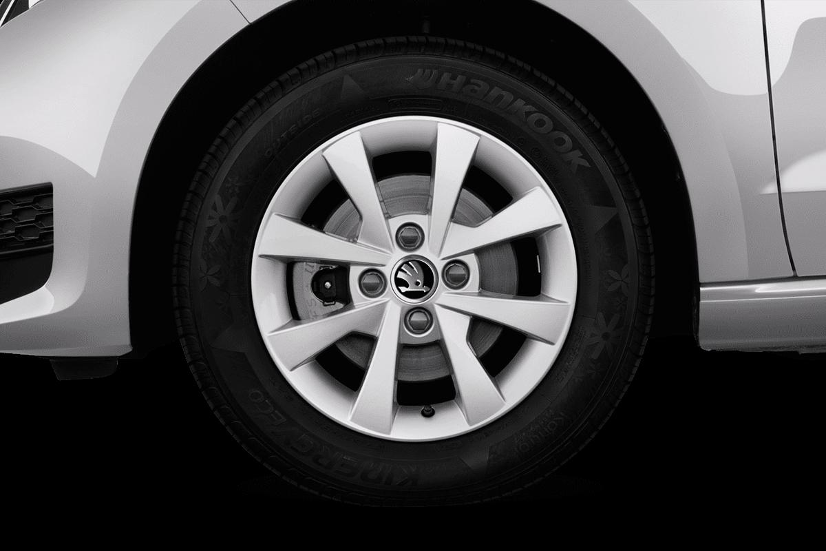 Skoda Citigo wheelcap