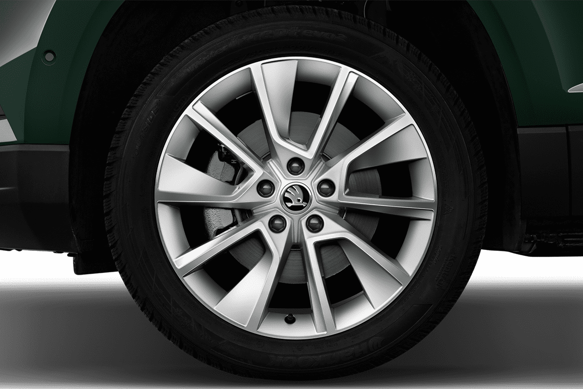 Skoda Karoq Drive 125 wheelcap