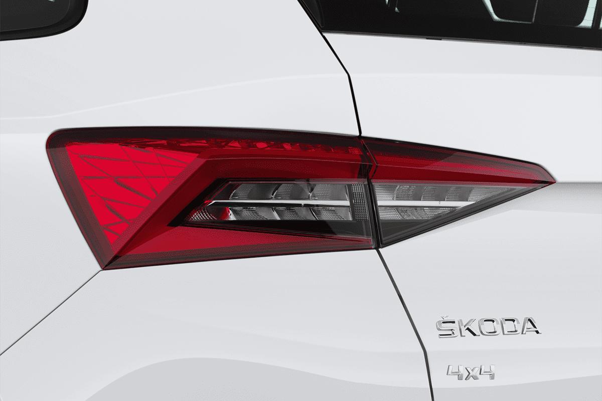 Skoda Kodiaq RS (neues Modell) taillight