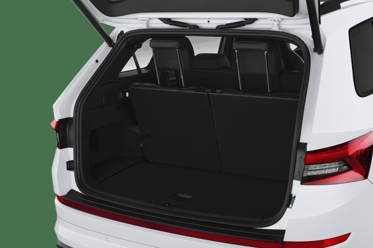Skoda Kodiaq RS (neues Modell) trunk